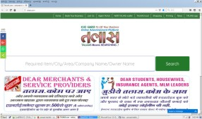 www.bajaar.in is a onlie directory connect local buyers to local suppliers.