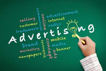 all type of advertising services